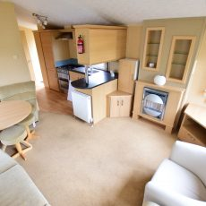 Willerby Granada 2010 Caravan Internal
