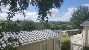 View from ABI Vista Platinum Holiday Home for Sale | Tan Rallt Holiday Park | North Wales