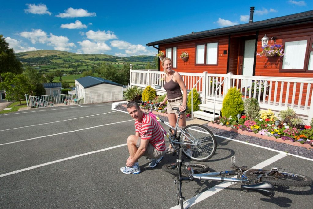 Tan Rallt Holiday Home Park, North Wales