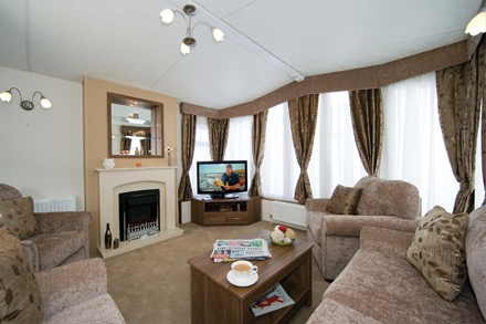 luxury caravans for sale in North Wales