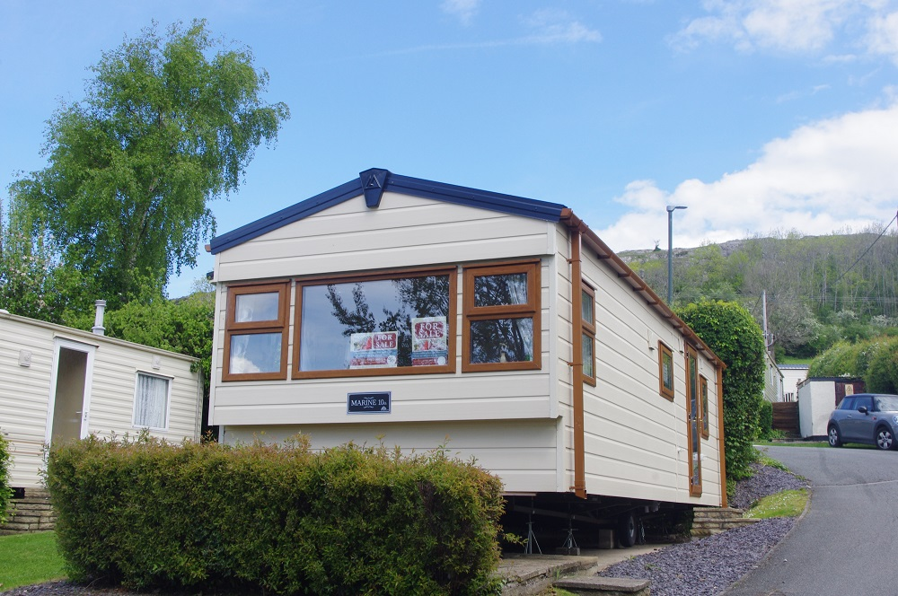 Holiday Home in North Wales - Tan Rallt 10 - Exterior Shot