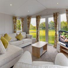 luxury caravan for sale