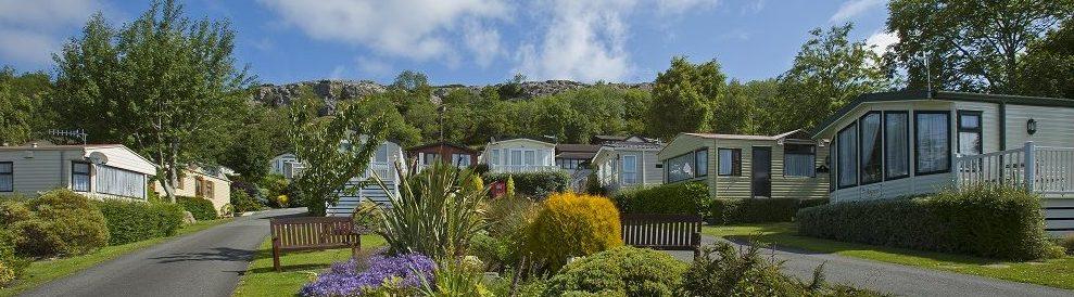 Tan Rallt Holiday Home Park Rhyd-y-foel, near Abergele, Conwy County Borough, Wales