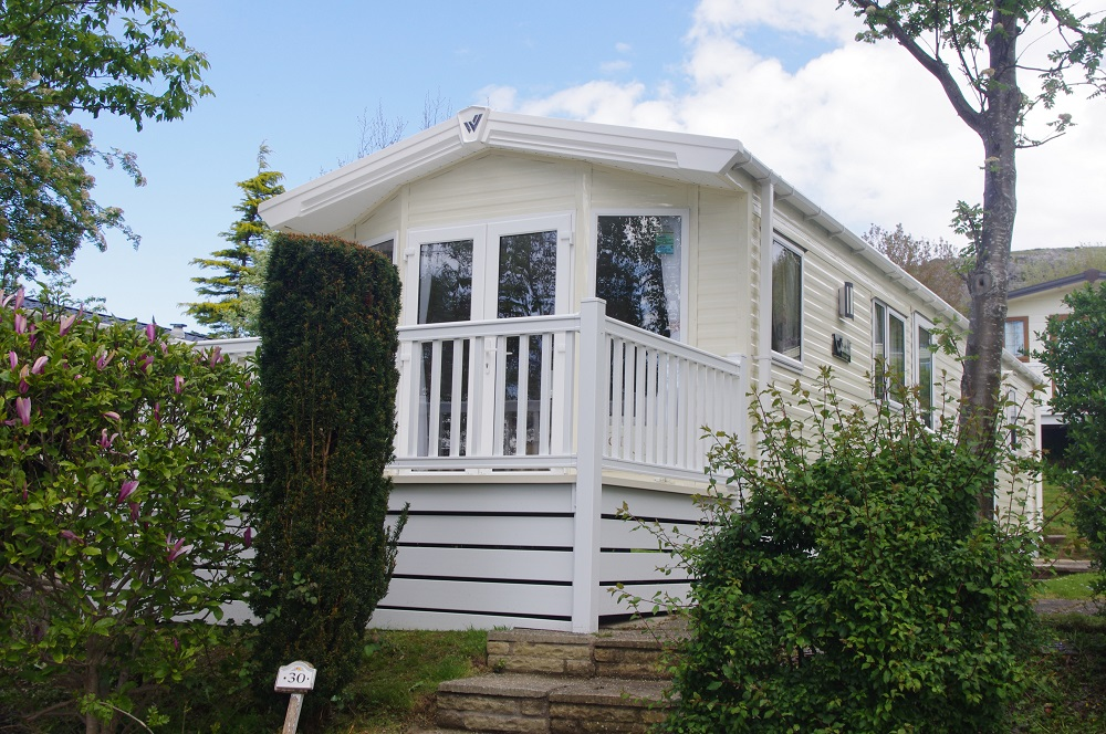 Holiday home for Sale - Willerby Brockenhurst - Exterior Shot