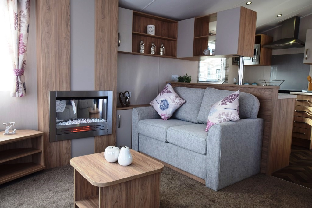 caravan for sale in north wales - willerby brockenhurst