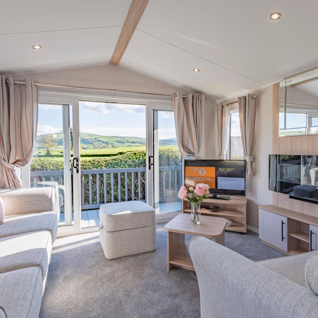 Willerby Manor Caravan for Sale Living Area