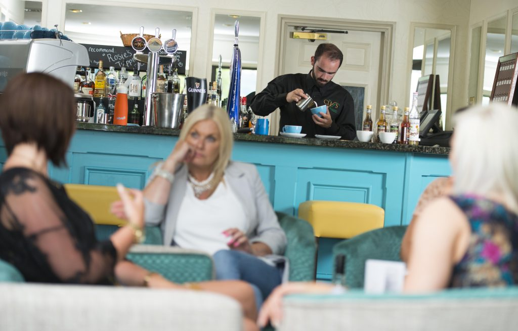The Cliffs Bar & Restaurant Coffee